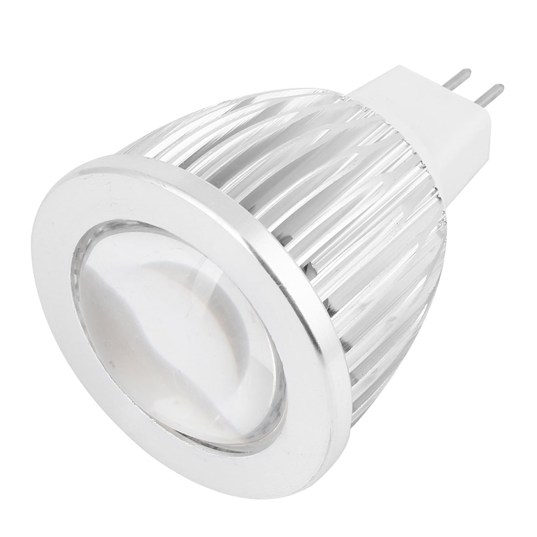 Energy Saving MR16 Warm White COB LED Spotlight Light Lamp Bulb AC 85-265V 5W