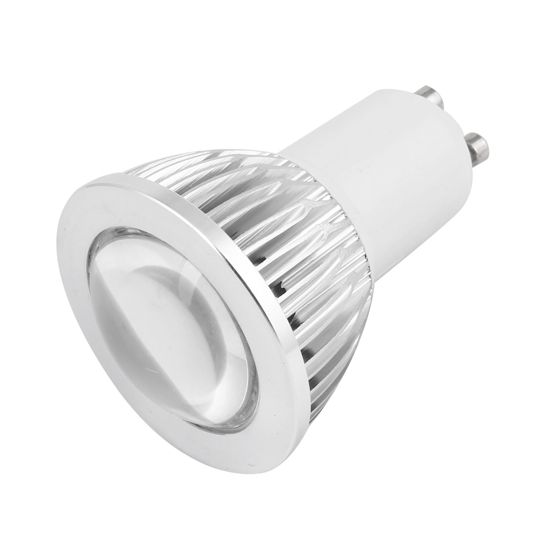 AC 85-265V 3W GU10 High Power White COB LED Light Spotlight Lamp Bulb