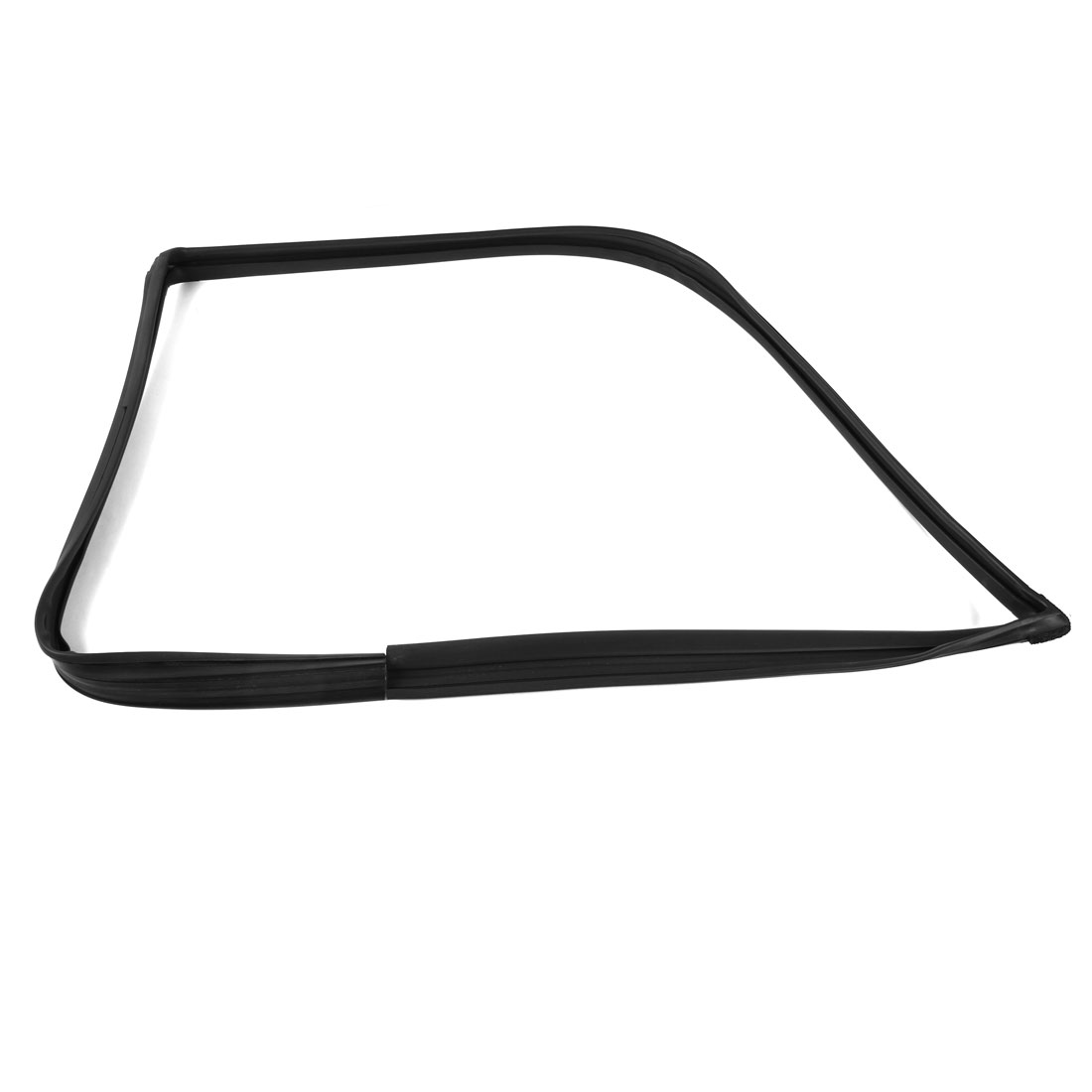 Car Left Side Front Door Glass Run Channel Weatherstrip Seal 72275-S84-A01 for Honda
