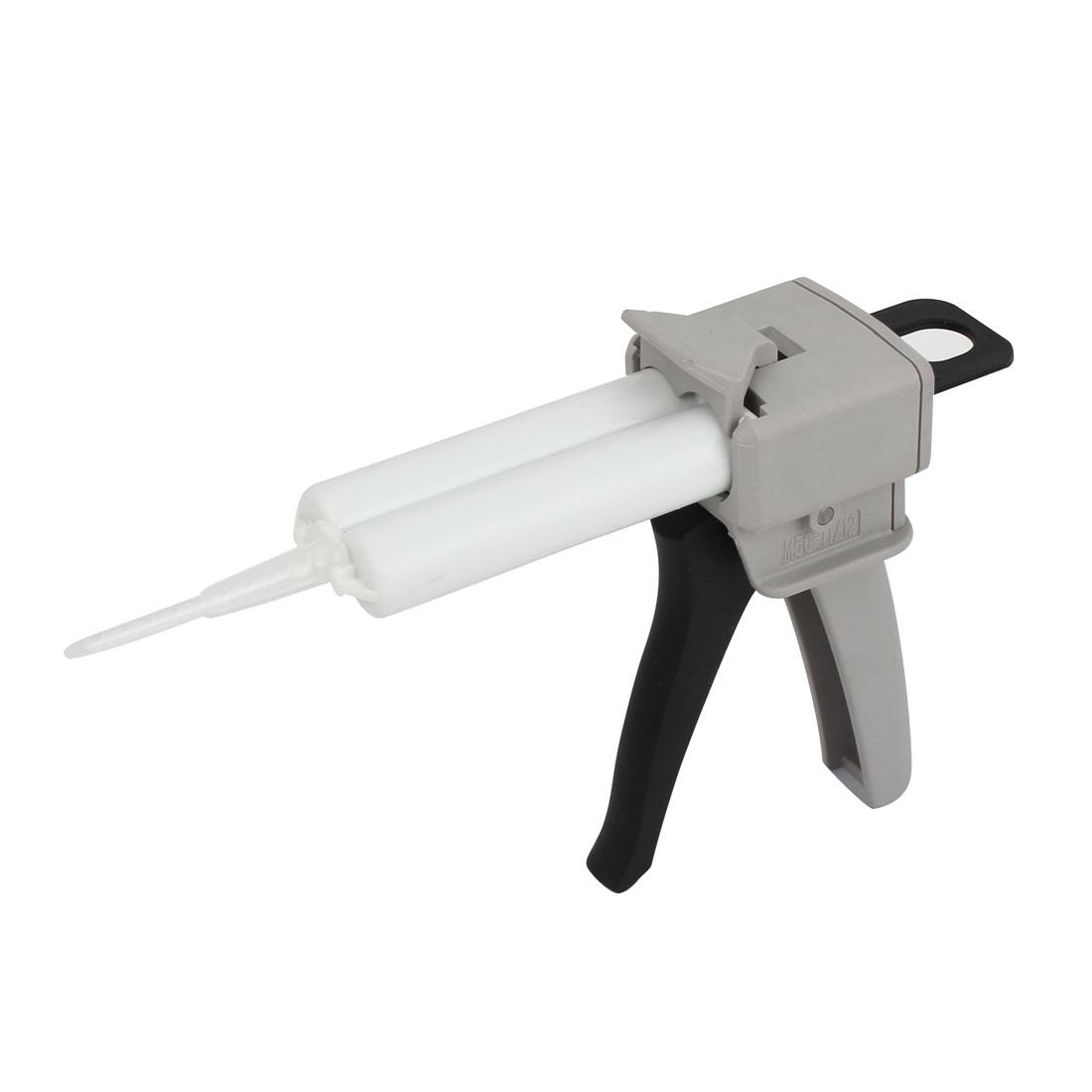 White Gray Black Plastic Triggered Glue Gun Handy Tool M50-11/12