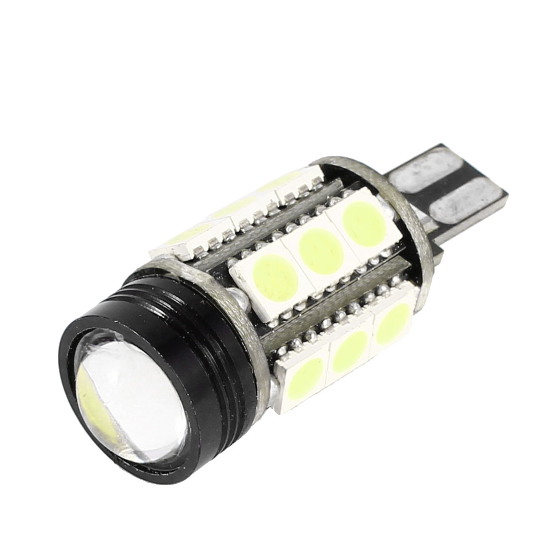 Car T15 White SMD 16 LED Projector Fog Turn Signal Backup Lamp Internal