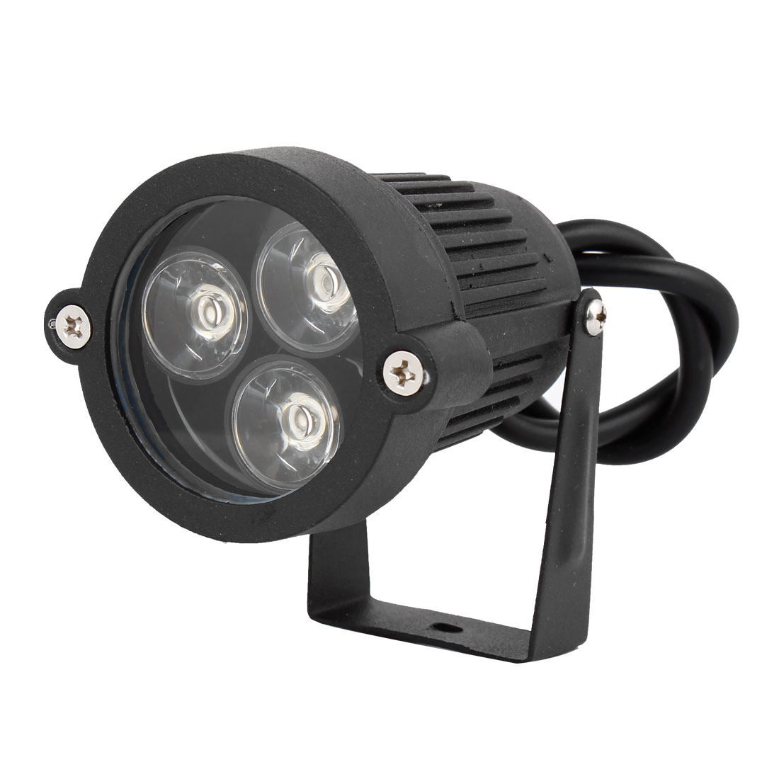 DC 12V 6W 300-330LM Green LED Light Lawn Garden Spotlight Lamp Bulb