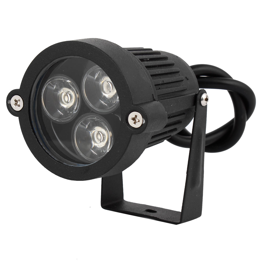 AC85-265V 6W 300-330LM Red LED Light Lawn Yard Garden Spotlight Lamp