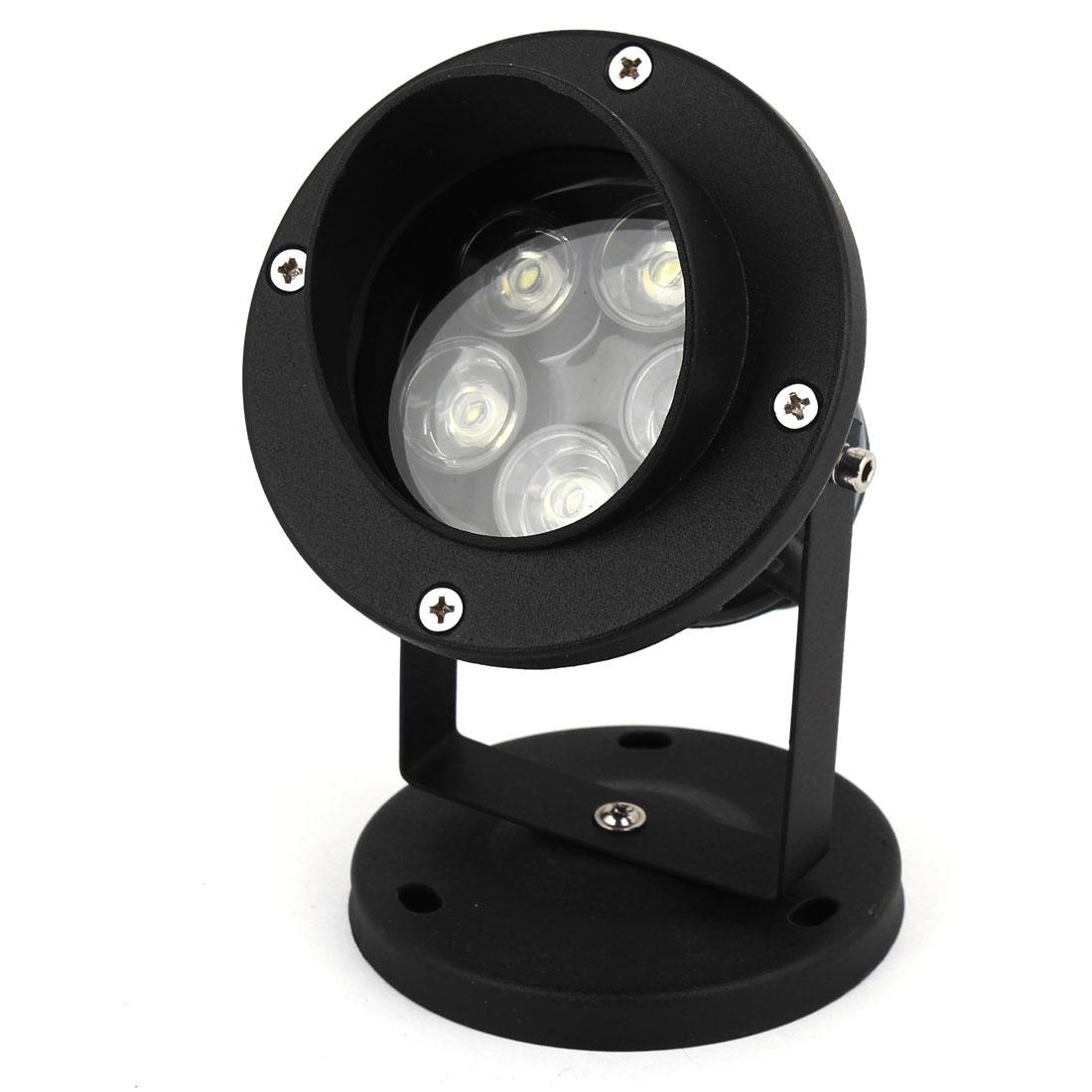 AC 12V 5W 500-550lm 3 LEDs Green Light Spotlight Downlight Lamp