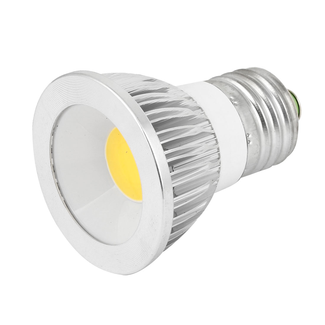 AC 85-265V 6W E27 Dimmable Warm White Light COB LED Downlight Lamp