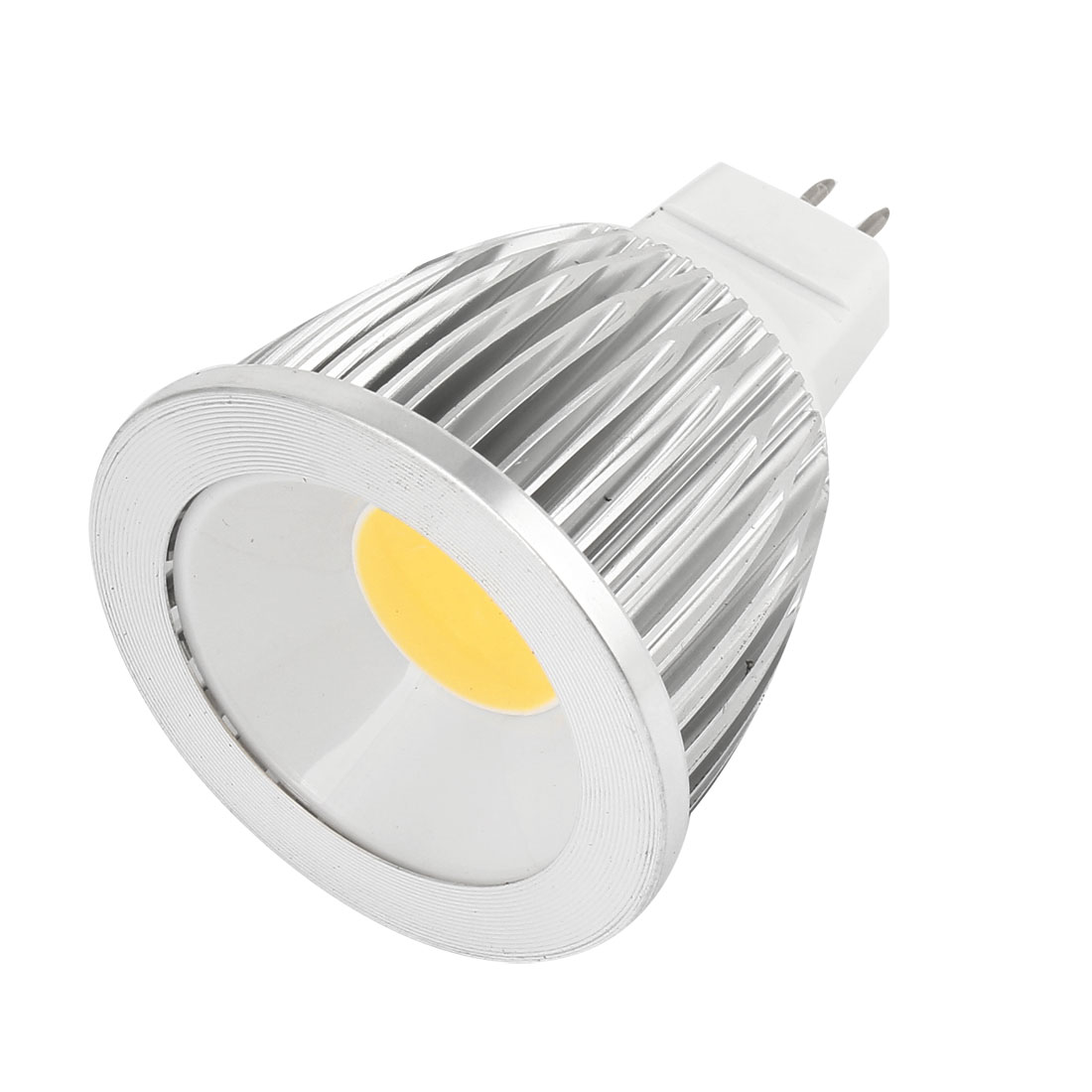 AC 12V 9W MR16 Non-dimmable Warm White Light COB LED Downlight Spotlight