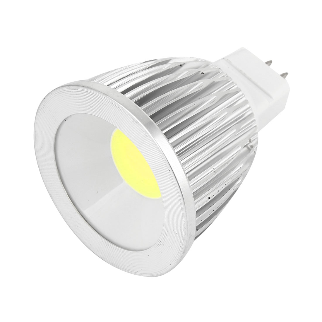 AC 12V 9W 600-650LM MR16 Dimmable Cool White Light COB LED Downlight Spotlight