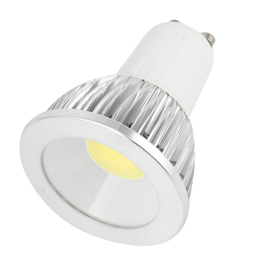AC 85-265V 6W 360-390LM GU10 Dimmable Cool White Light COB LED Downlight Blub
