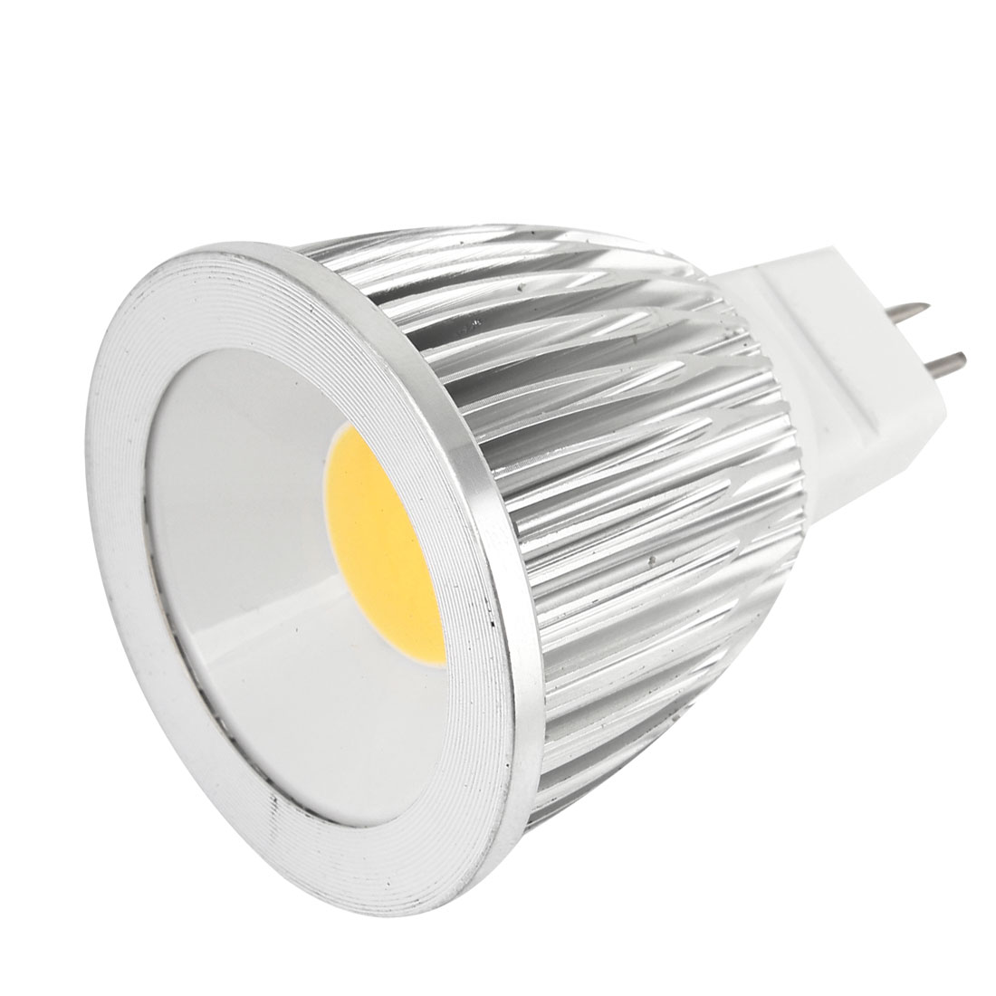 AC 12V 9W 600-650LM MR16 Dimmable Warm White Light COB LED Downlight Spotlight