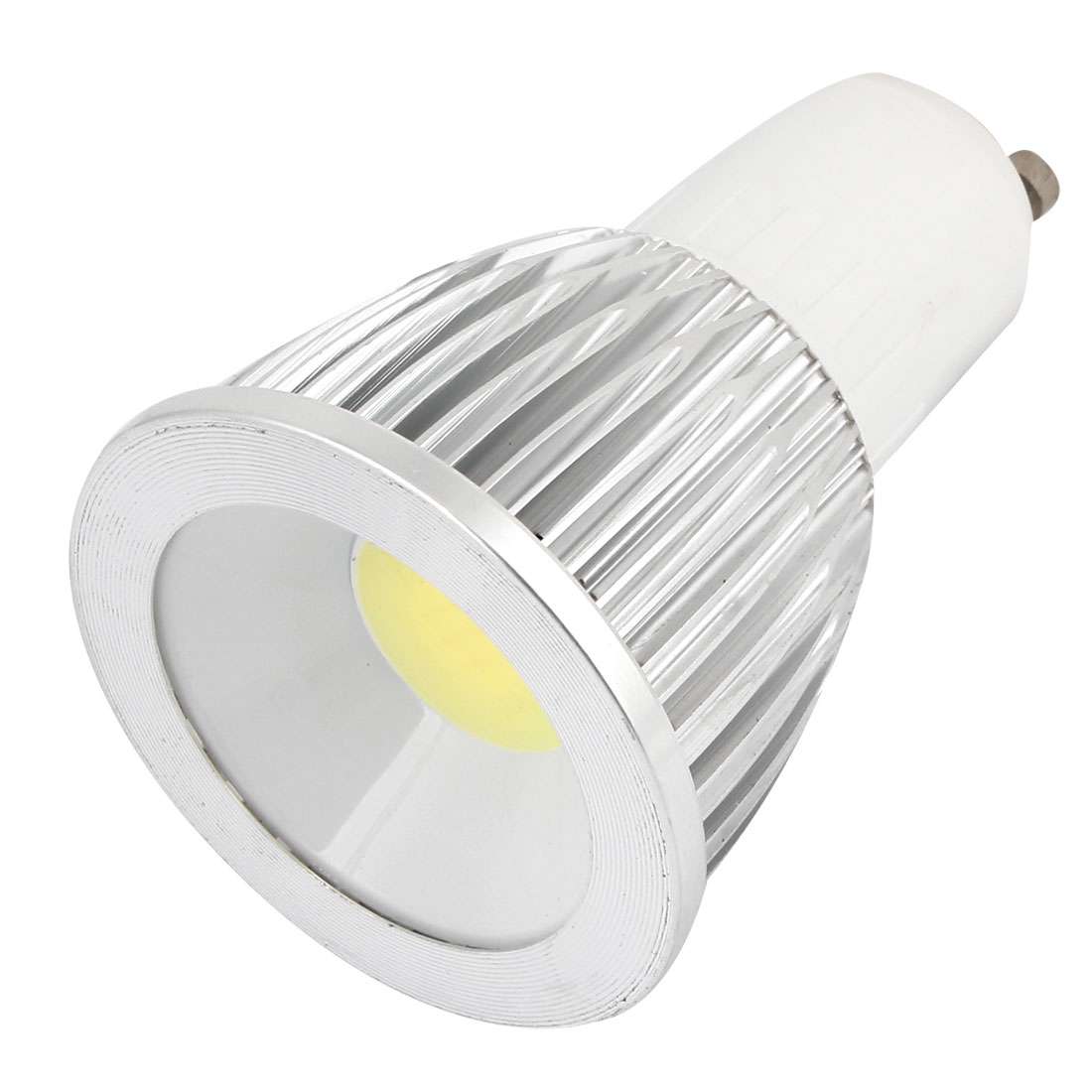 AC 85-265V 9W 600-650LM GU10 Dimmable Cool White Light COB LED Downlight Spotlight