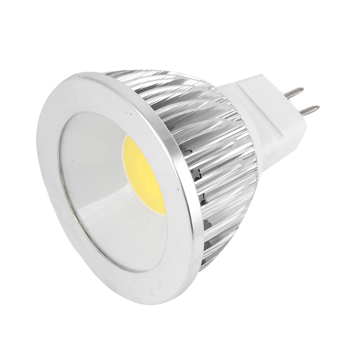 AC 12V 6W MR16 Non-dimmable White Light COB LED Downlight Spotlight