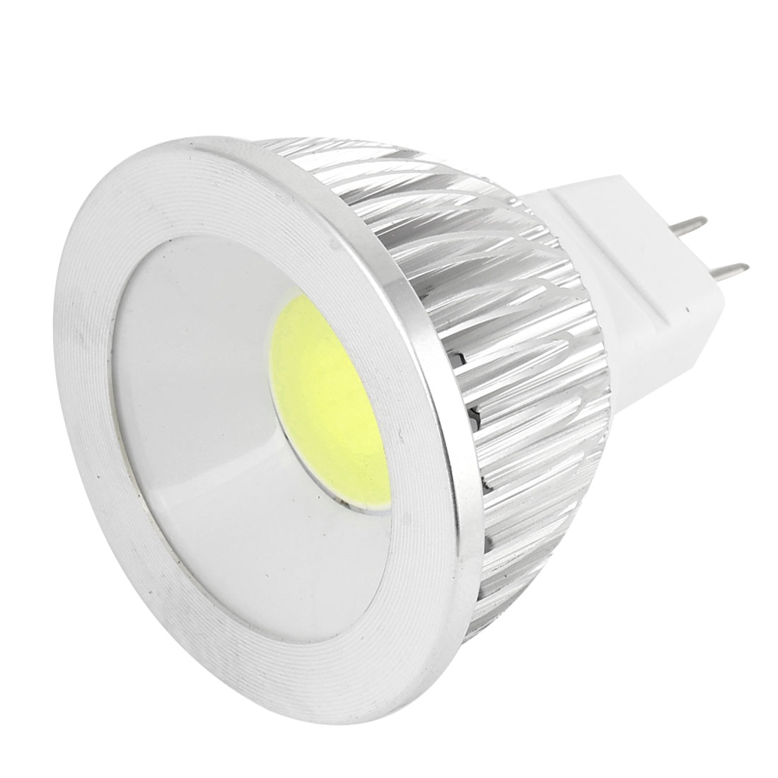 AC 12V 6W MR16 Dimmable Cool White Light COB LED Downlight Spotlight Lamp