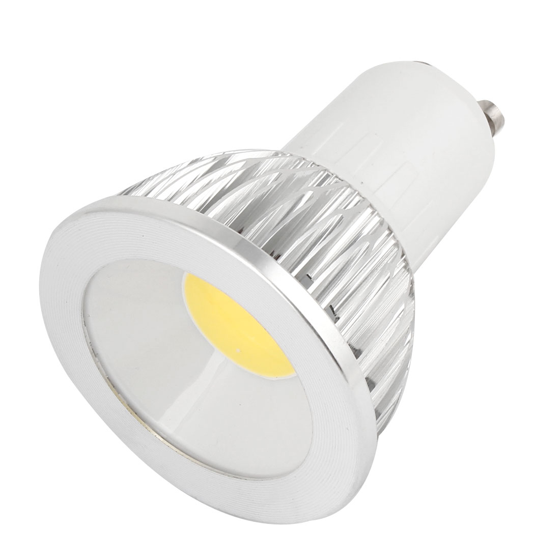 AC 85-265V 6W GU10 Dimmable White Light COB LED Downlight Spotlight