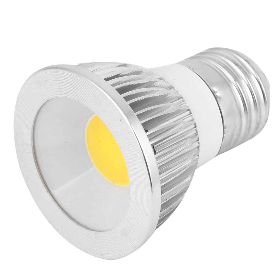 AC 85-265V 6W 360-390LM E27 Warm White Light COB LED Downlight Spotlight