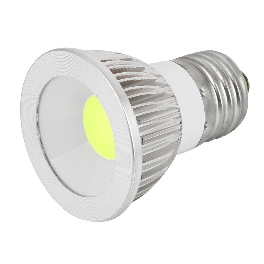 AC 85-265V 6W E27 Dimmable Cool White Light COB LED Downlight Spotlight