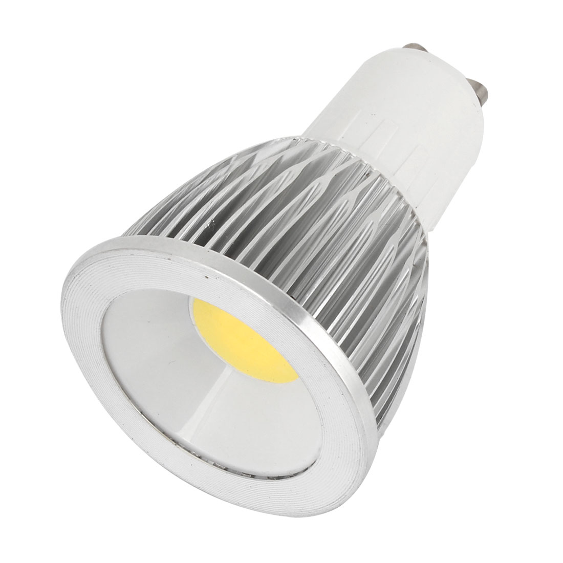 AC 85-265V 9W GU10 Non-dimmable White Light COB LED Downlight Spotlight Bulb