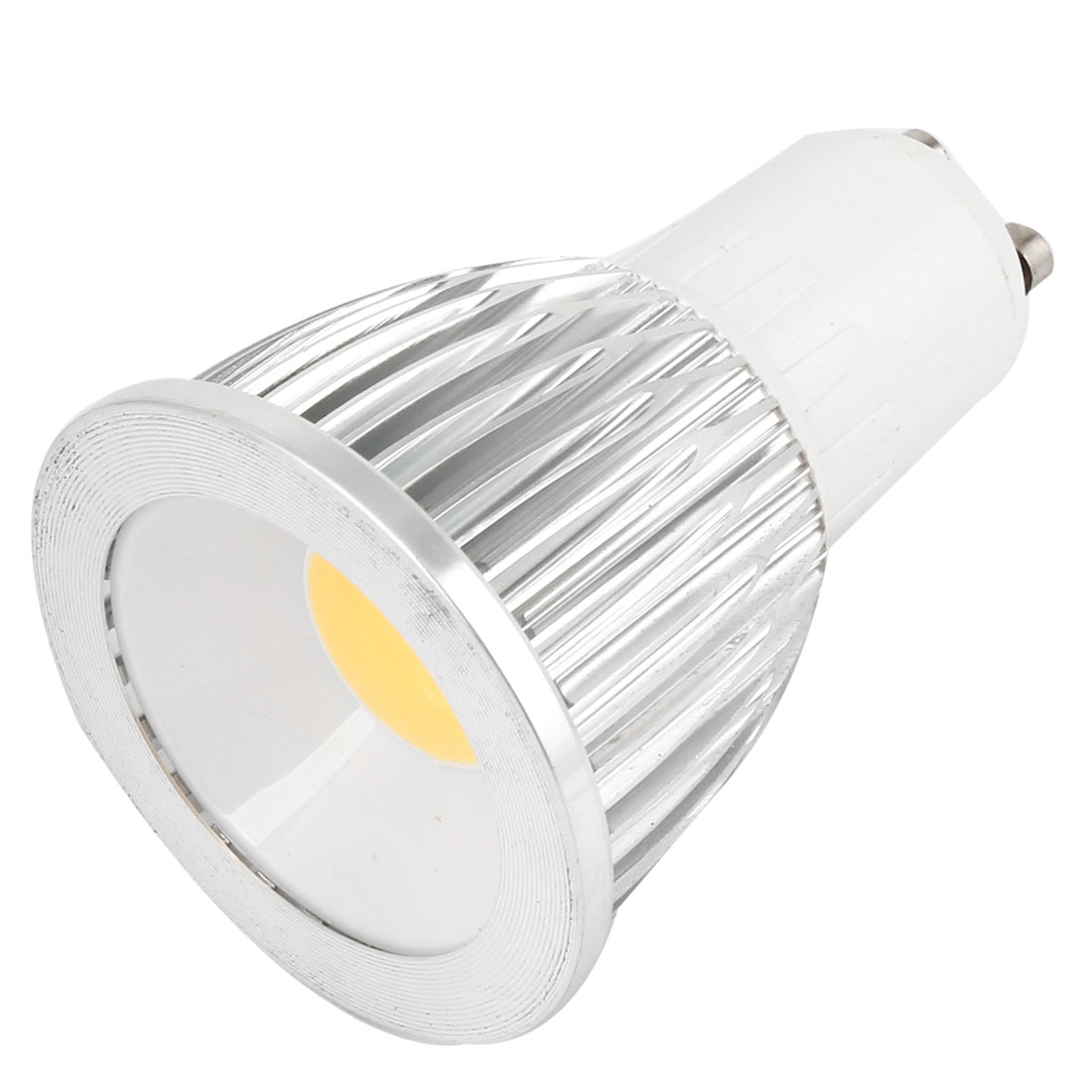 AC 85-265V 9W 600-650LM GU10 Dimmable Warm White Light COB LED Downlight