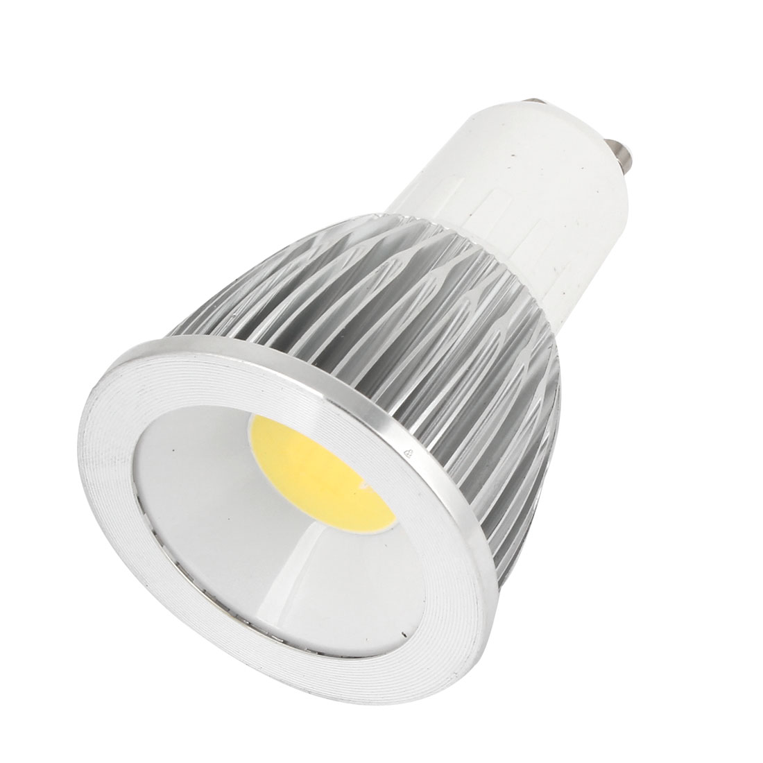 AC 85-265V 9W 600-650LM GU10 Dimmable White Light COB LED Downlight Spotlight