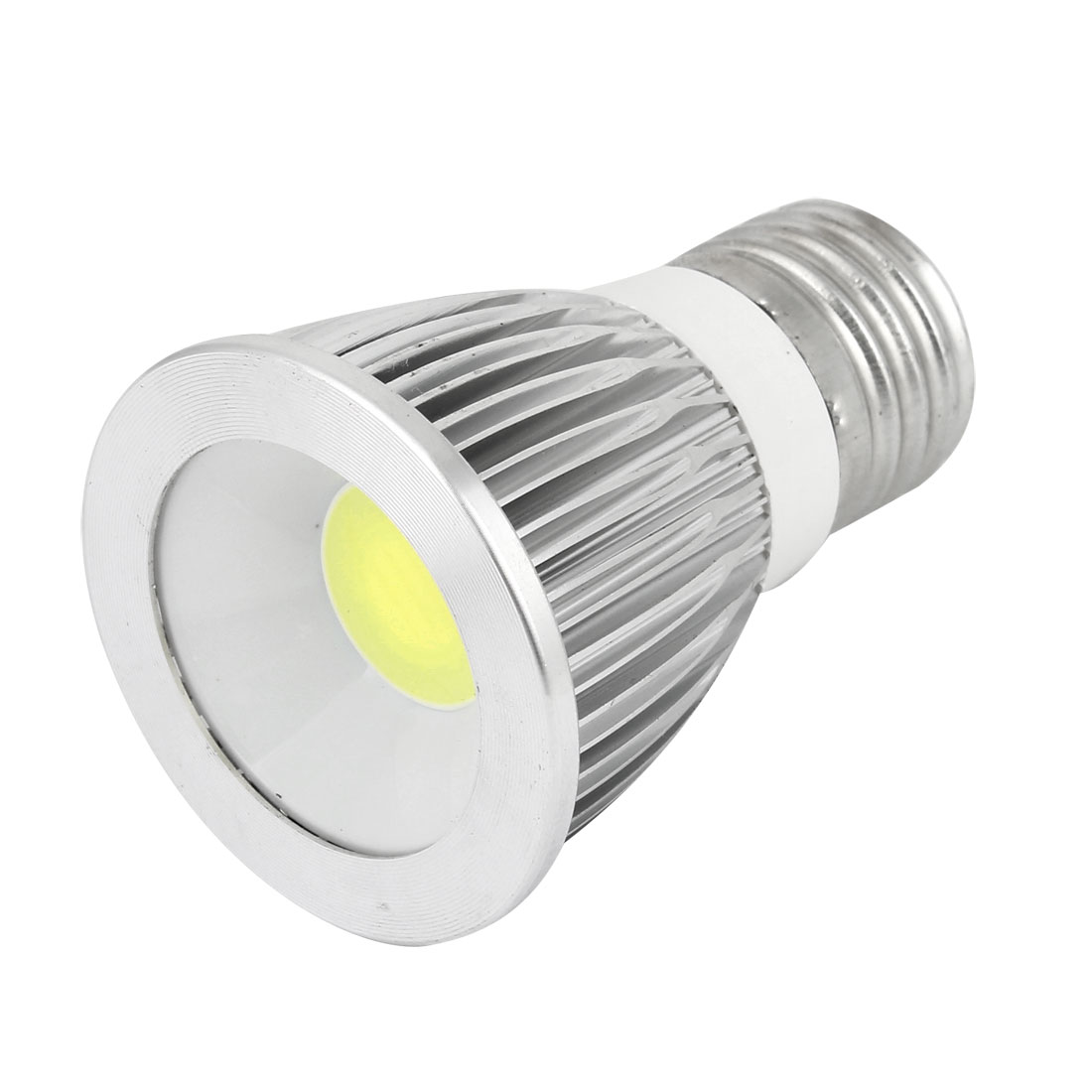 AC 85-265V 9W 600-650LM E27 Non-dimmable Cool White Light COB LED Downlight Lamp