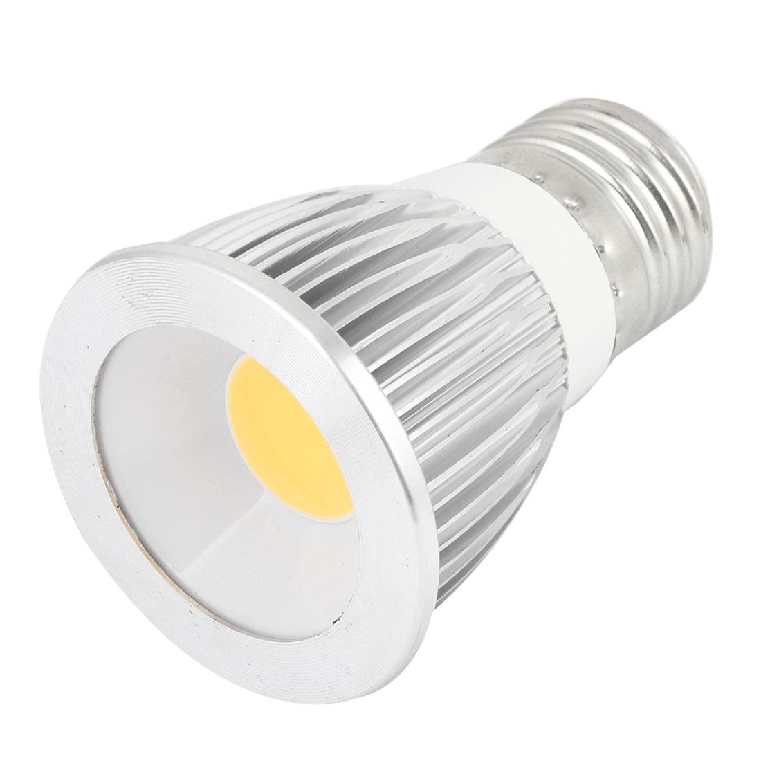 AC 85-265V 9W E27 Non-dimmable Warm White Light COB LED Downlight Spotlight
