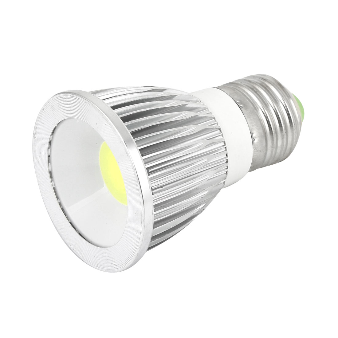 AC 85-265V 9W 600-650LM E27 Dimmable Cool White Light COB LED Downlight Spotlight