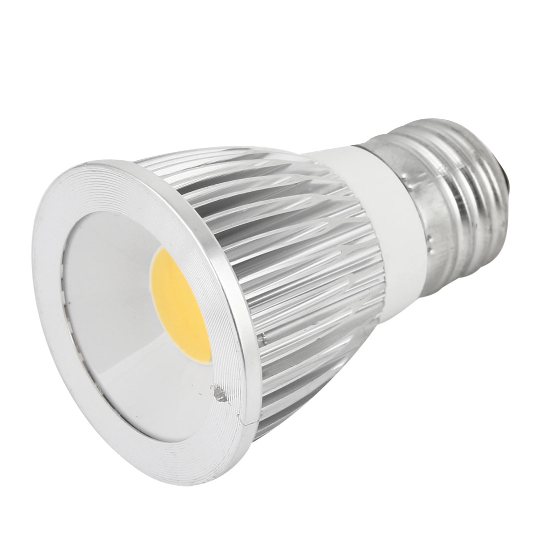 AC 85-265V 9W E27 Dimmable Warm White Light COB LED Downlight Spotlight Bulb
