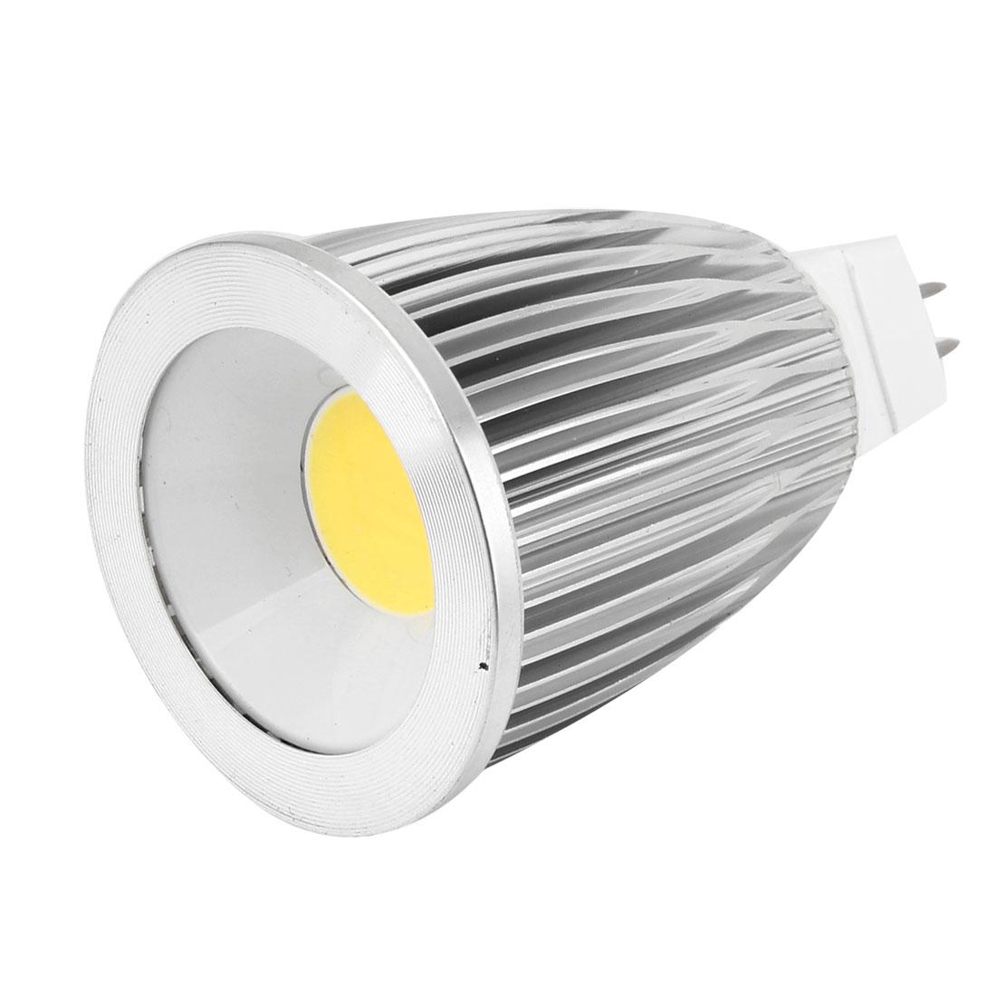 AC 12V 840-910LM 12W MR16 White Light COB LED Downlight Spotlight Lamp