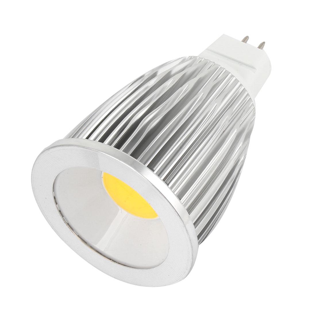 AC 12V 12W MR16 Dimmable Warm White Light COB LED Downlight Spotlight Bulb