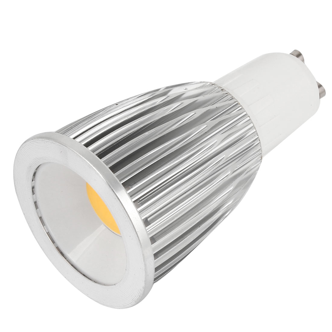 AC 85-265V 12W GU10 Warm White Light COB LED Downlight Spotlight Spot Bulb