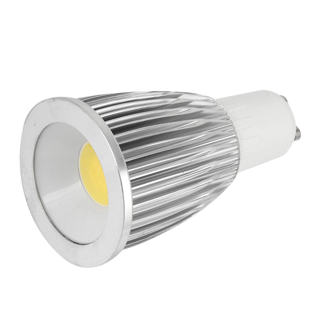 AC 85-265V 840-910LM 12W GU10 White Light COB LED Downlight Spot Lamp