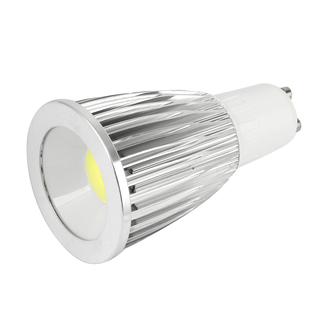 AC 85-265V 12W GU10 Dimmable Cool White Light COB LED Downlight Spotlight