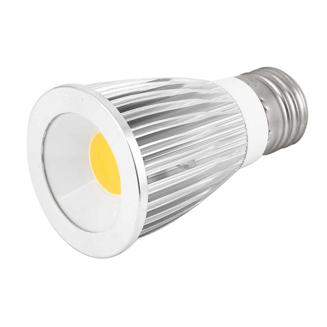 AC 85-265V 12W GU10 Dimmable Warm White Light COB LED Downlight Spotlight