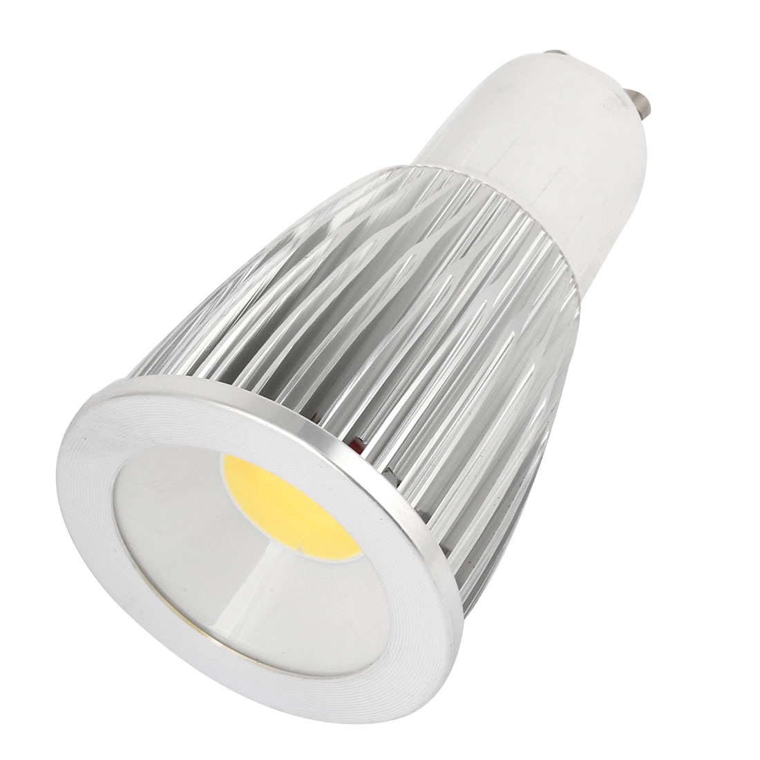 AC 85-265V 12W GU10 Dimmable White Light COB LED Downlight Spotlight