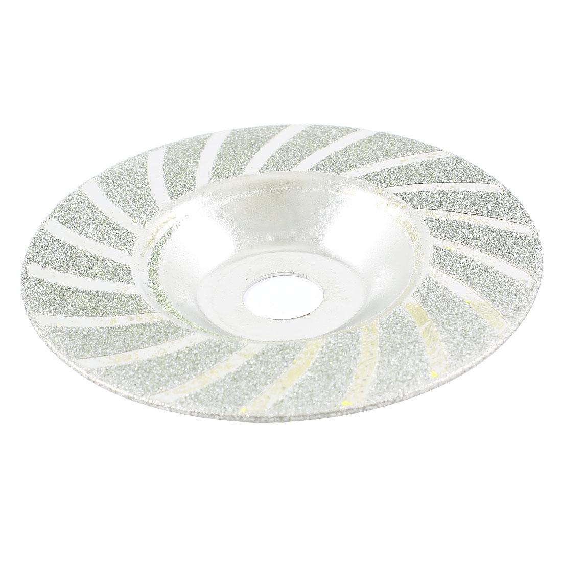 "3.9"" Diameter Tile Glass Grinding Diamond Cutting Disc Polishing Wheel"