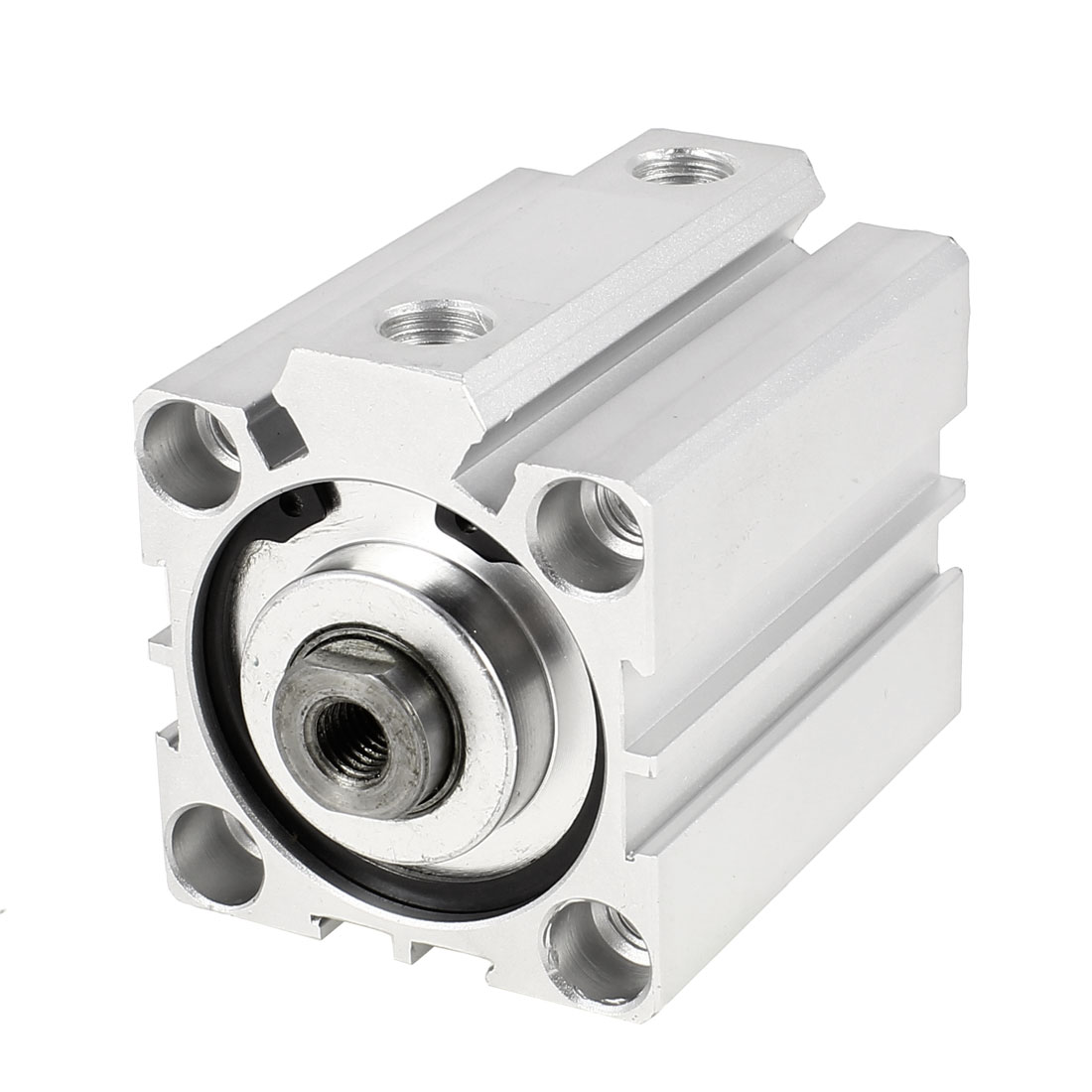 Double Action 40mm Bore 40mm Stroke Compact Thin Pneumatic Air Cylinder