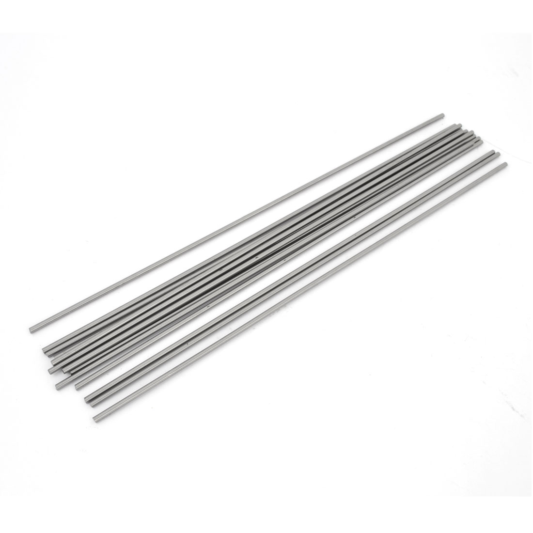 20Pcs 2mmx200mm HSS High Speed Steel Turning Carbide Bars for CNC Lathe