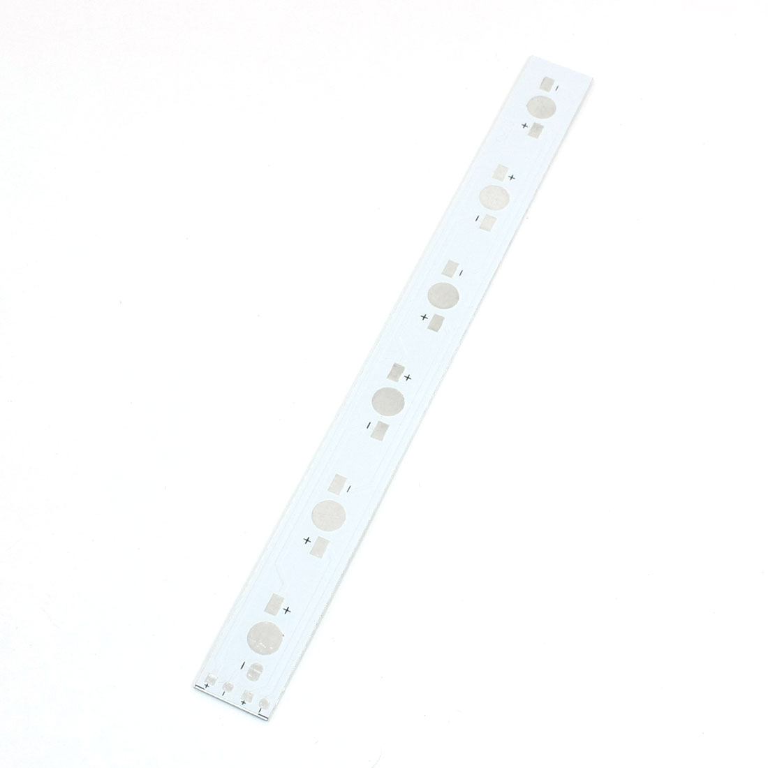 160mm x 15mm Aluminum PCB Circuit Board for 6 x 1W/3W/5W LED in Series