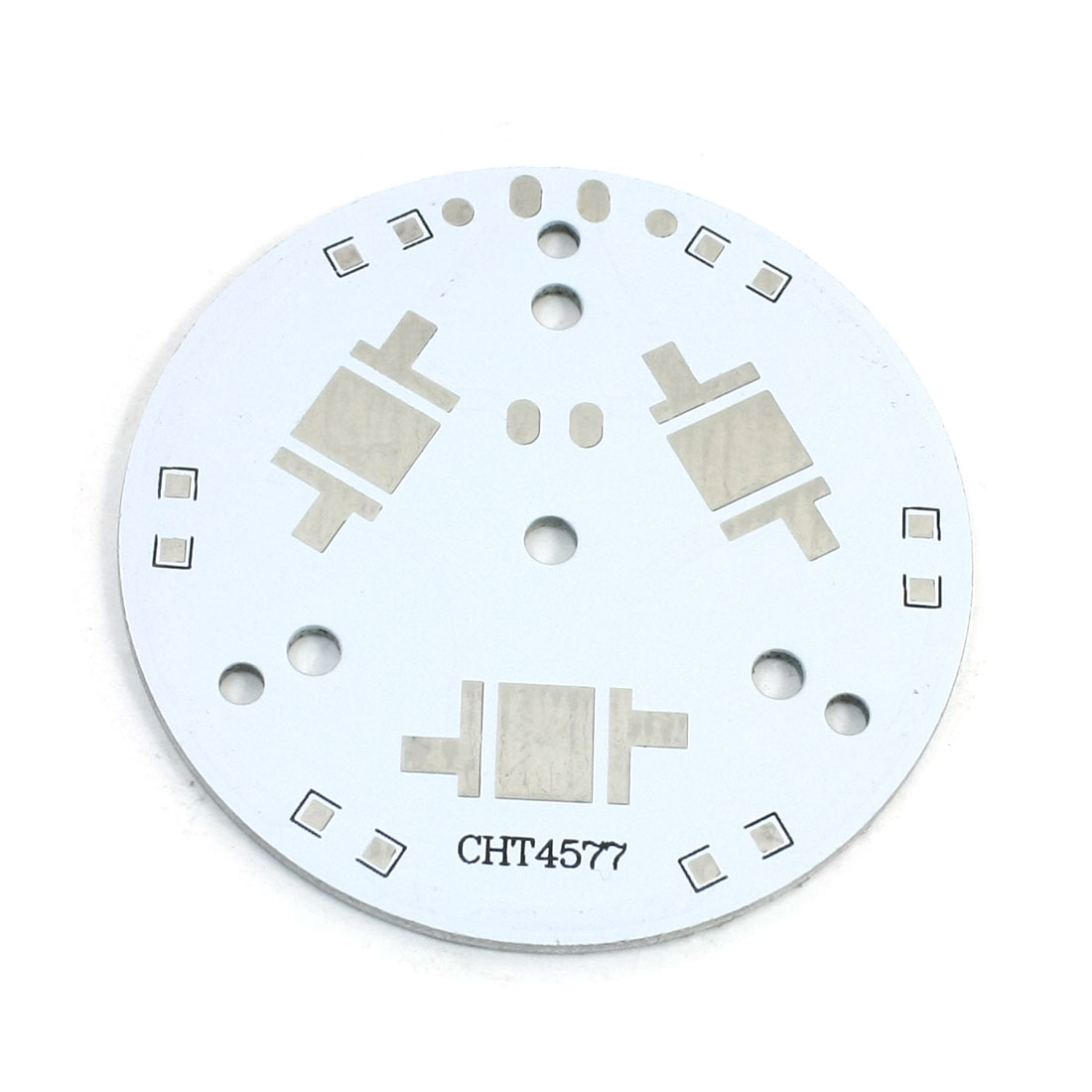 50mm 3 x 1W/3W/5W LED Round Aluminum PCB Circuit Board Base Plate