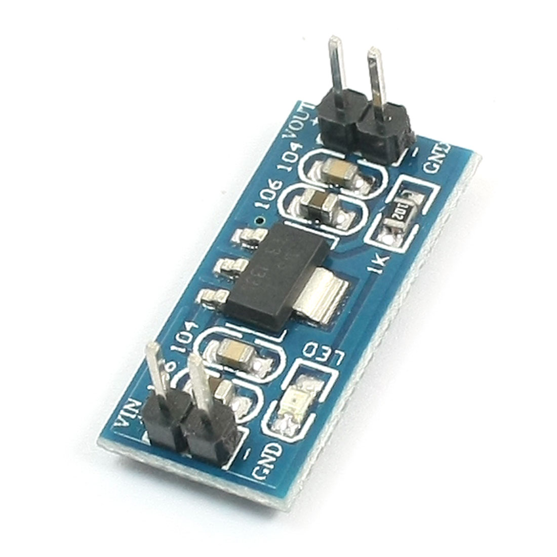 AMS1117-3.3 DC Step-Down Voltage Regulator Adapter Convertor 3.3V Out