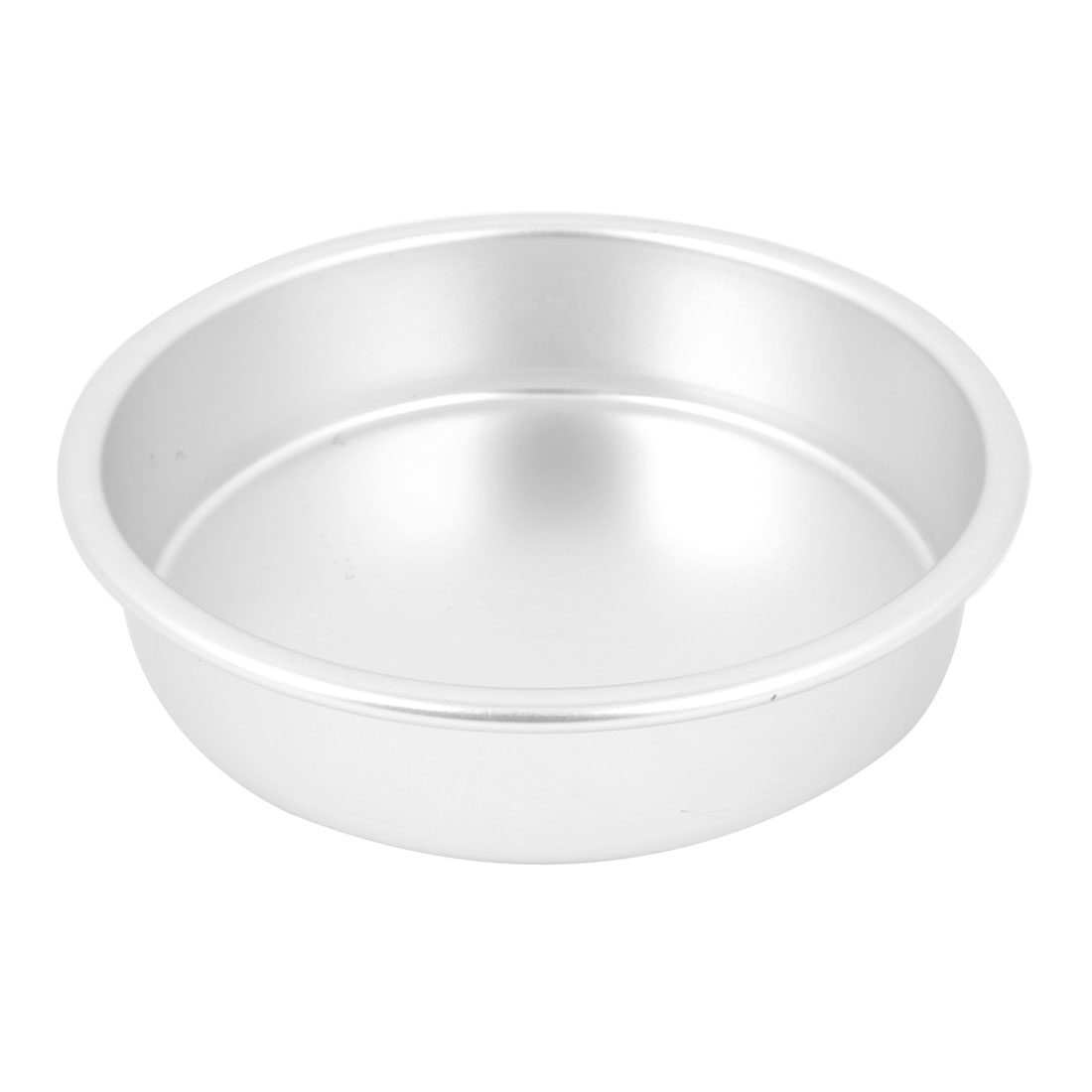 "Baking Round Aluminum Alloy Bottom Cake Mold Mould Pot 4"" Dia"