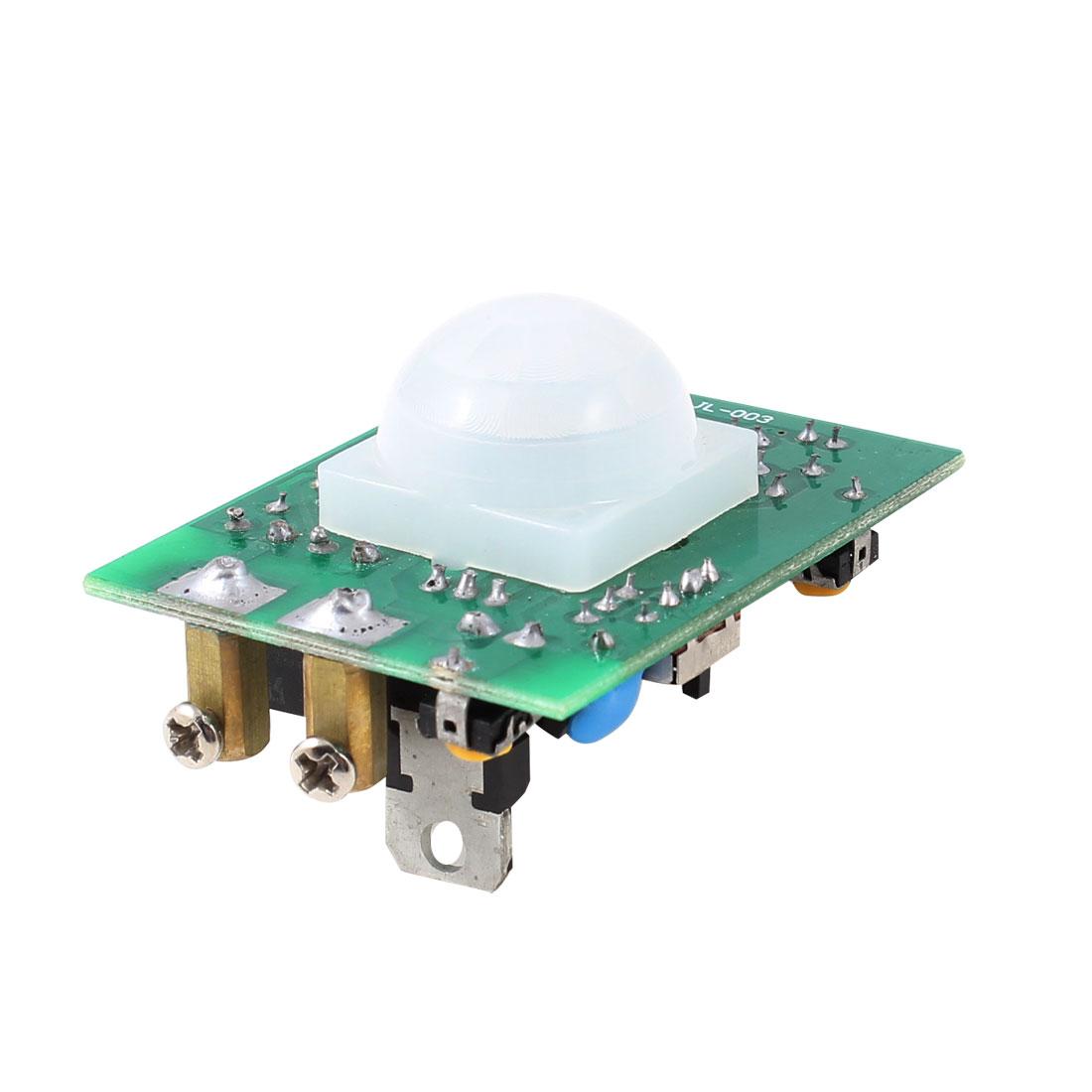 JL-003AB Wall Mounting Pyroelectric Infrared Motion Sensor Detector Module
