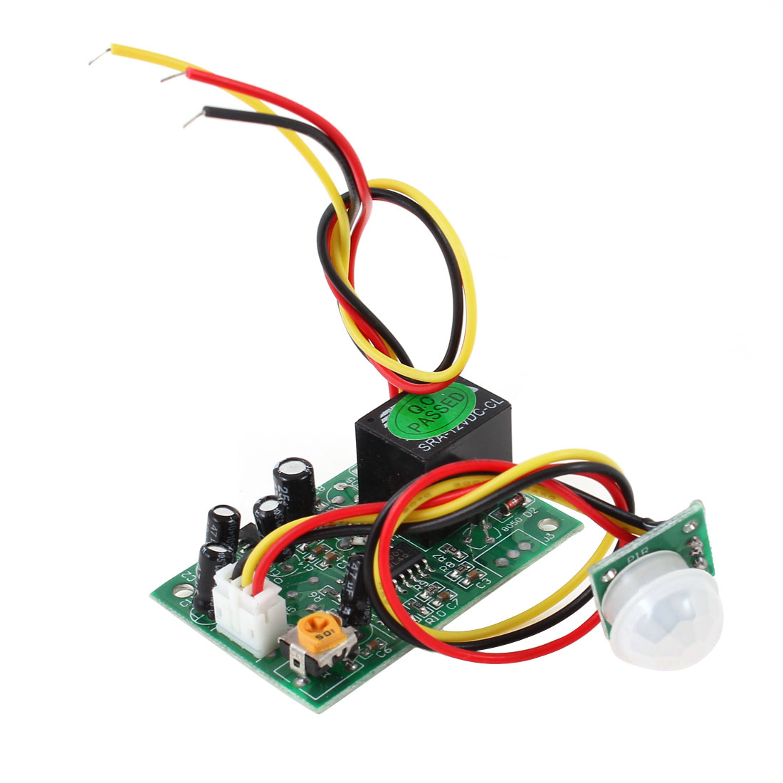 JL-286 Wall Mounting Pyroelectric Infrared Motion Sensor Detector Module