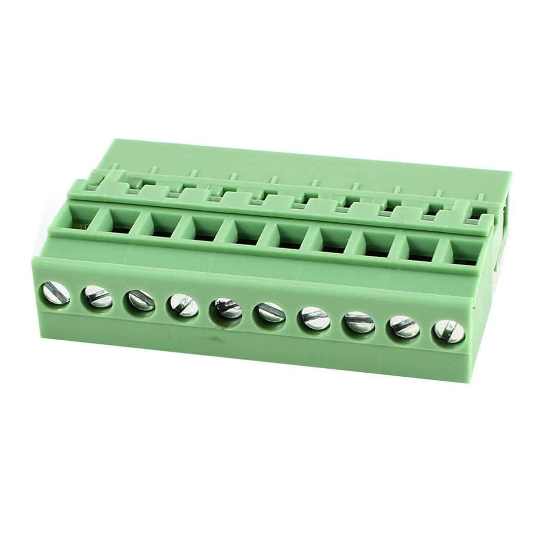 Green KF2EDGKA 5.08mm 9Position Screw Pluggable Terminal Block Connector 300V 10A