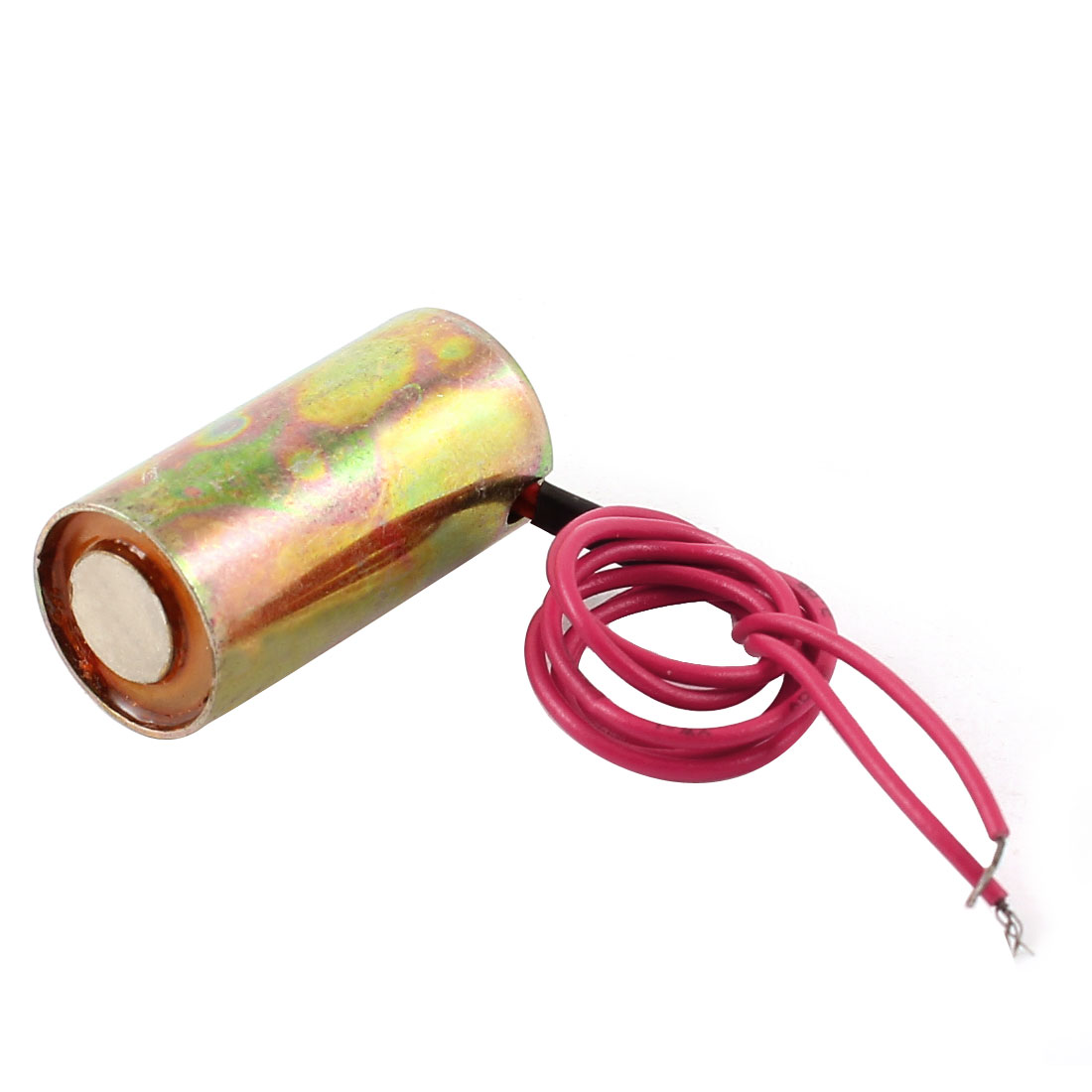 DC 6V 0.17A 1.02W 0mm 3g Lift Holding Electric Solenoid Electromagnet 32 x 16mm