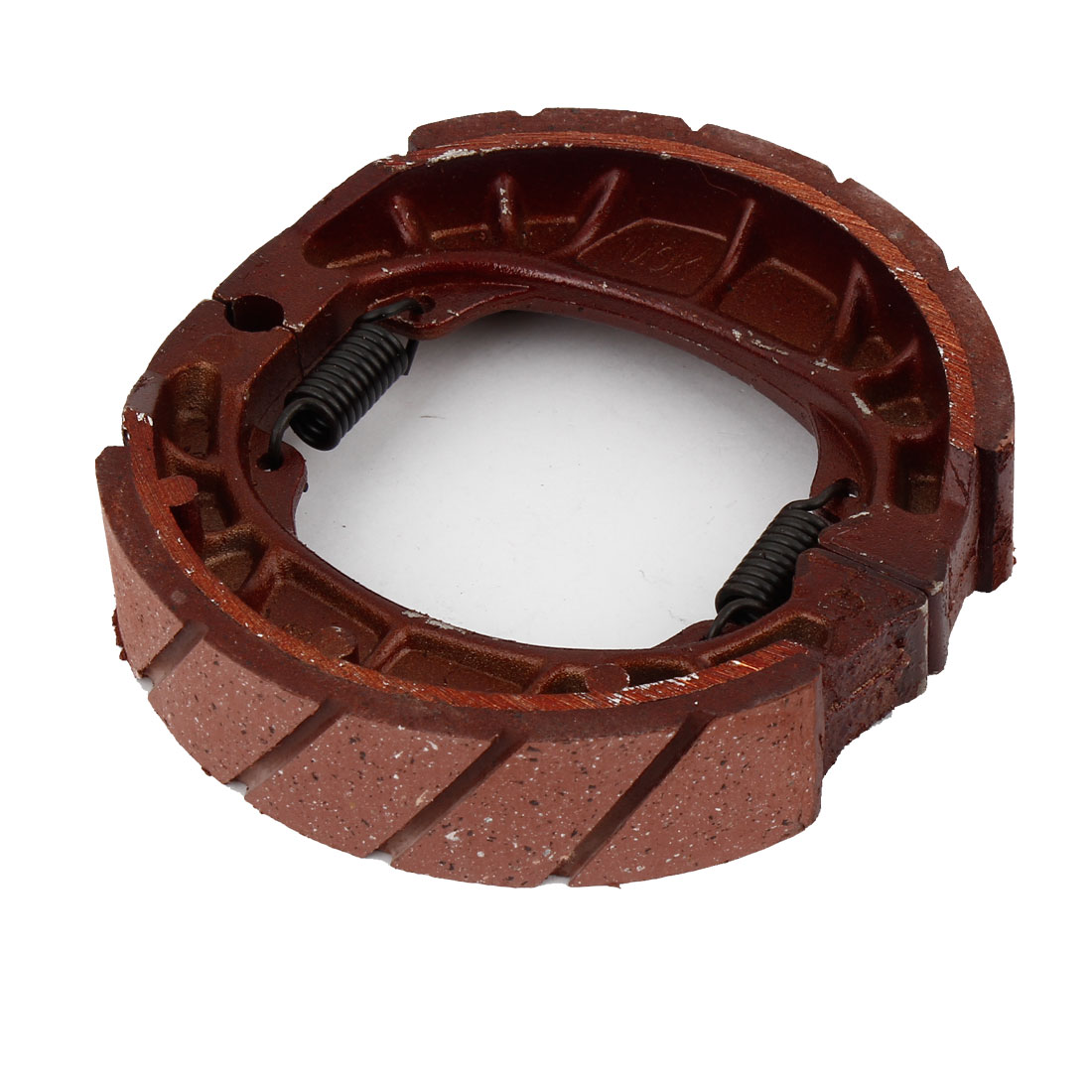 Motorcycle Motorbike PMetal Springs Brake Shoes Pad Brown for CG-125