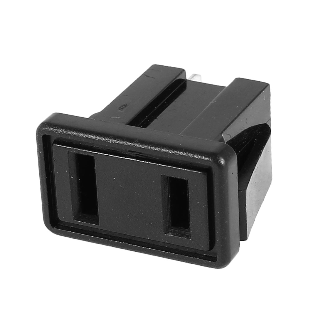 AC 125V 15A IEC 320 C9 Female Outlet Power Socket Clamp Type Adapter