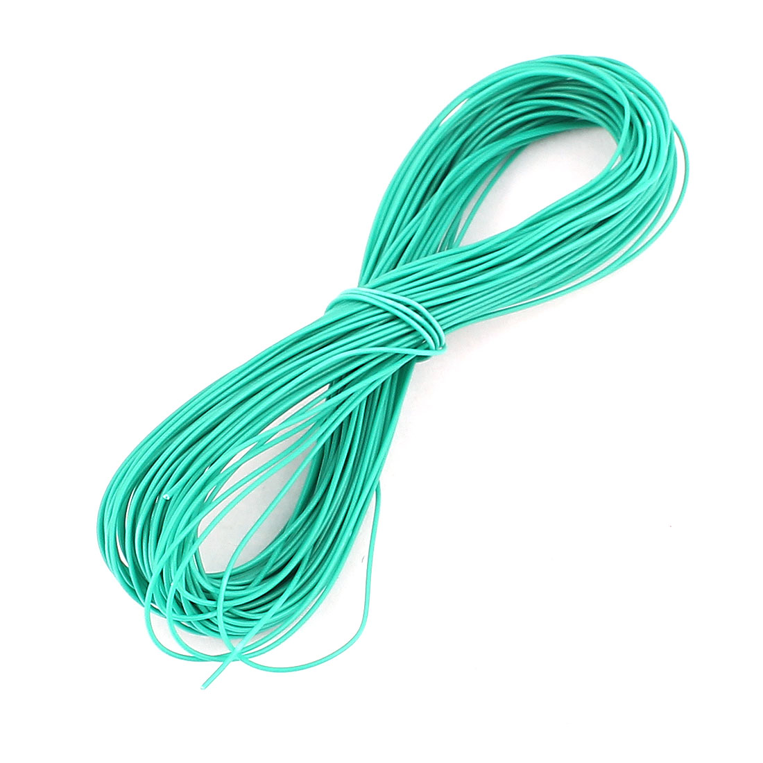 10m 33Ft 30AWG 0.65mm Hi-Temp High Tempreture PTFE Wrap Cable Wire Cord Green