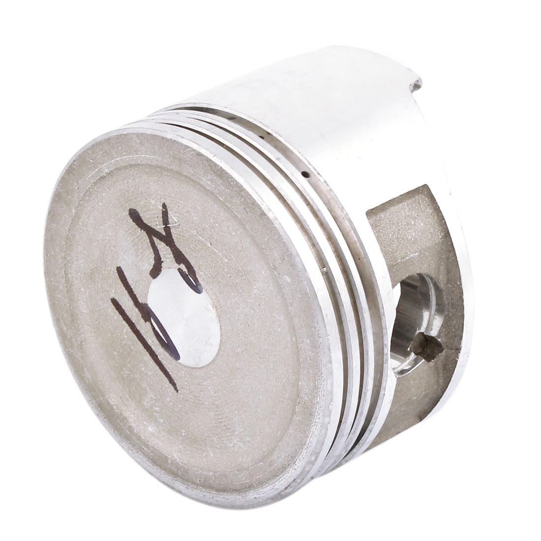 70mm Dia Silver Tone 170 Air Compressor Generator Mower Engine Motor Piston