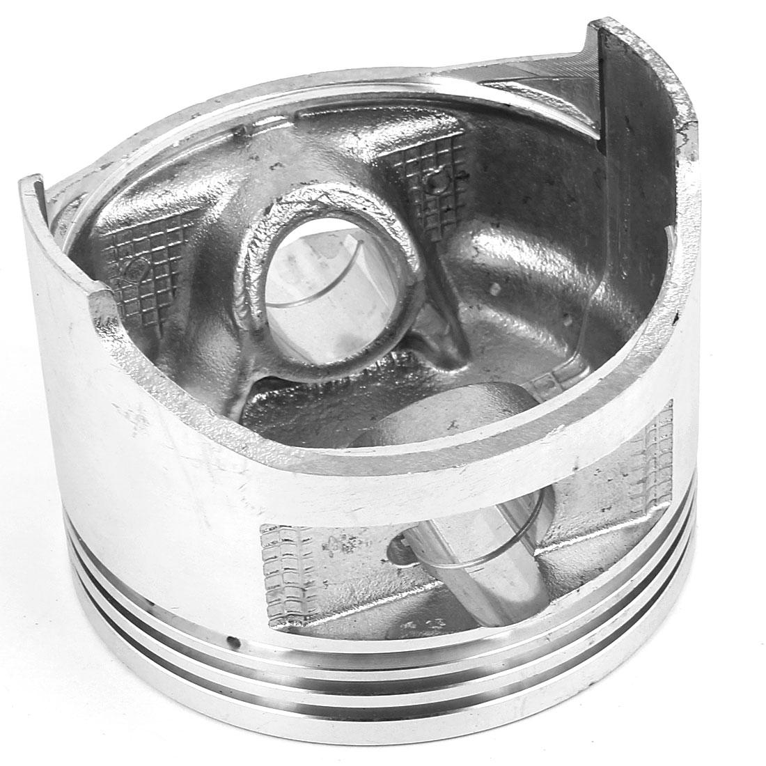 90mm Dia Silver Tone C190 Air Compressor Generator Mower Engine Motor Piston