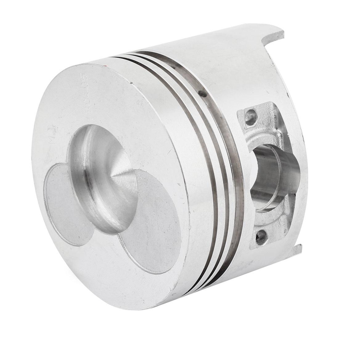 70mm Diameter Silver Tone Air Compressor Generator Mower Engine Motor Piston
